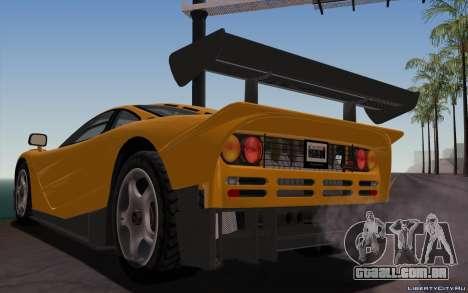 ENB for Tweak PC para GTA San Andreas quinto tela