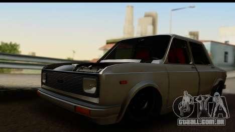 Fiat 128 para GTA San Andreas