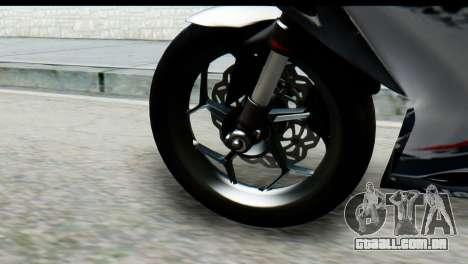 Kawasaki Ninja 250 Fi para GTA San Andreas