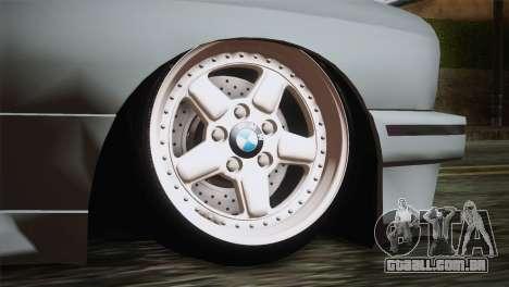 BMW M3 E30 para GTA San Andreas
