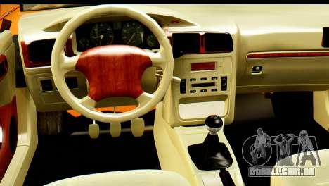 Ikco Samand Tuning para GTA San Andreas vista direita
