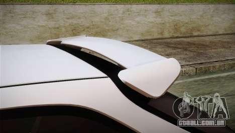 Honda Civic TnTuning para GTA San Andreas vista traseira