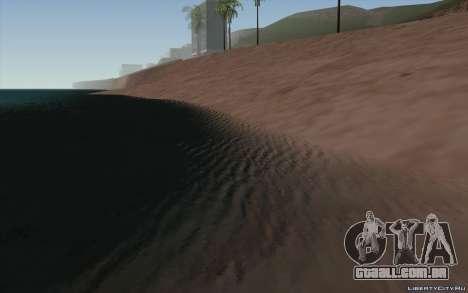 ENB for Tweak PC para GTA San Andreas sétima tela