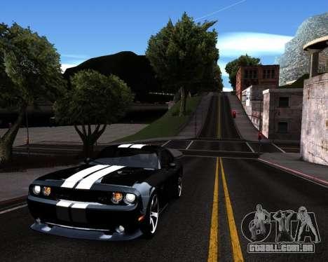 HDX ENB Series para GTA San Andreas terceira tela