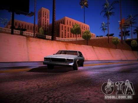 ENB 2.0.4 by Nexus para GTA San Andreas segunda tela