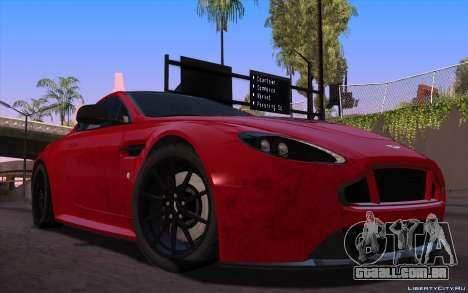 ENB for Tweak PC para GTA San Andreas segunda tela