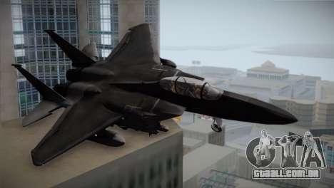 F-15 (Battlefield 2) para GTA San Andreas