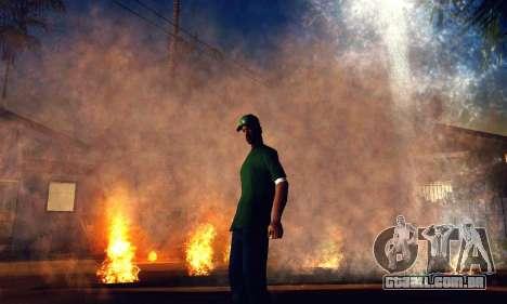 ANCG ENB para baixa de PC para GTA San Andreas