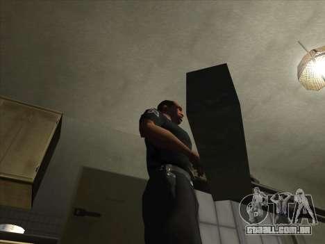 CABO de alimentação para GTA San Andreas segunda tela
