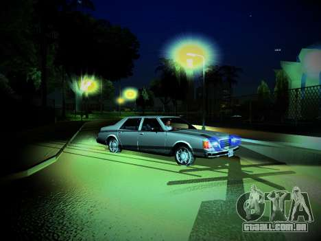 ENB 2.0.4 by Nexus para GTA San Andreas por diante tela