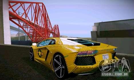 ANCG ENB para baixa de PC para GTA San Andreas décima primeira imagem de tela