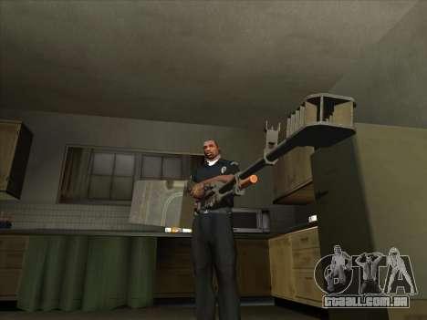 CABO de alimentação para GTA San Andreas terceira tela