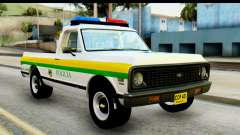 Chevrolet C10 Patrulla para GTA San Andreas