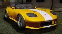 GTA 5 Invetero Coquette SA Mobile para GTA San Andreas