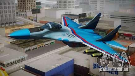 MIG-29 Russian Falcon para GTA San Andreas