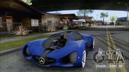 Mercedes-Benz Biome para GTA San Andreas