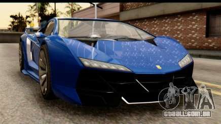 GTA 5 Pegassi Zentorno v2 para GTA San Andreas