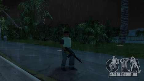 Novas armas, gangues para GTA Vice City por diante tela