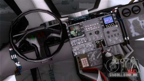 Shuttle v2 Mod 2 para GTA San Andreas vista direita