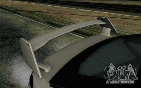 GTA 5 Karin Kuruma v2 Armored SA Mobile para GTA San Andreas vista direita