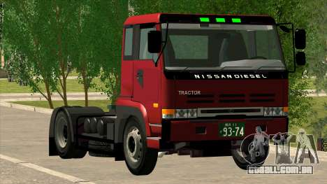Nissan Diesel Bigthumb CK para GTA San Andreas