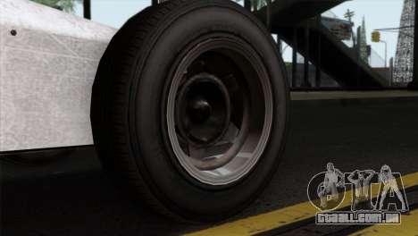 GTA 5 Dune Buggy para GTA San Andreas traseira esquerda vista