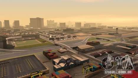 A oportunidade de jogar para o pássaro v2 para GTA San Andreas terceira tela