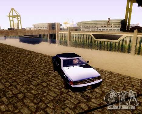 Ultimate ENB Series para GTA San Andreas