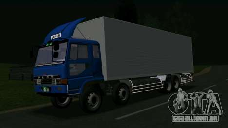 Mitsubishi Fuso The Great para GTA San Andreas