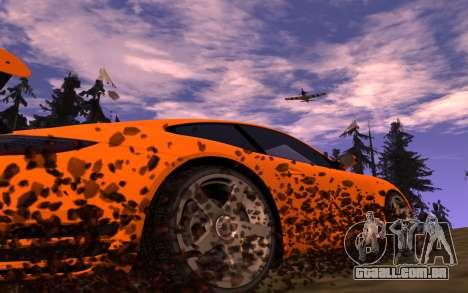 Greenlight ENB v1 para GTA San Andreas terceira tela