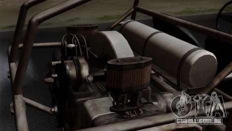 GTA 5 Dune Buggy para GTA San Andreas vista direita