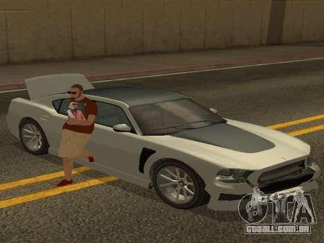 ALEX&GRIN Skin para GTA San Andreas segunda tela