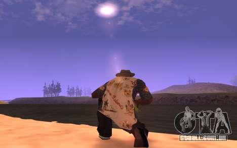 Greenlight ENB v1 para GTA San Andreas segunda tela