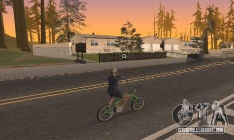 CLEO Drive By para GTA San Andreas segunda tela