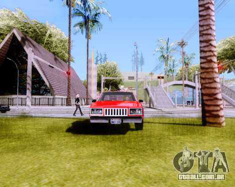 ENB Low PC AKedition para GTA San Andreas terceira tela