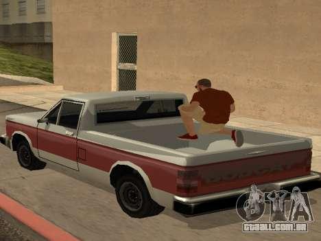 ALEX&GRIN Skin para GTA San Andreas quinto tela