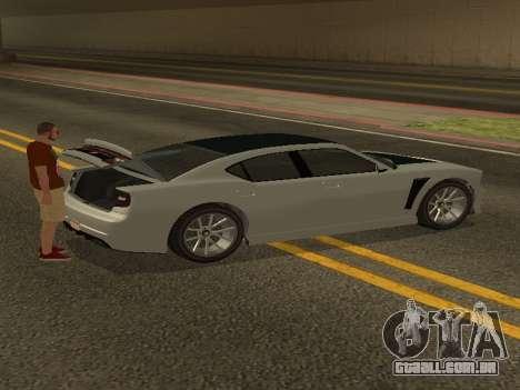 ALEX&GRIN Skin para GTA San Andreas terceira tela