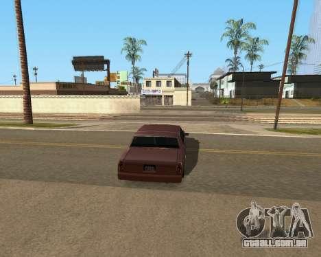 Shadows Settings Extender 2.1.2 para GTA San Andreas sexta tela