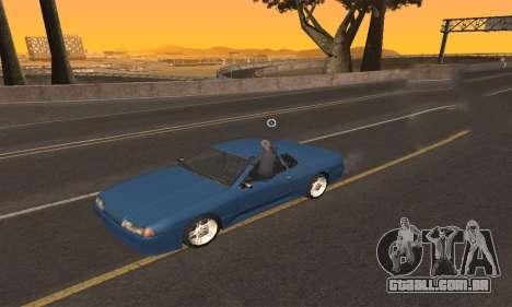 CLEO Drive By para GTA San Andreas