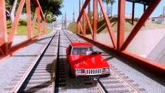 ENB Low PC AKedition para GTA San Andreas