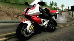 BMW S1000RR HP4 v2 Red