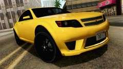 GTA 5 Cheval Fugitivo FIV АПП