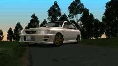Subaru Impreza Sports Wagon WRX STI