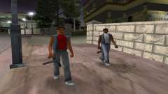 Novas armas, gangues para GTA Vice City