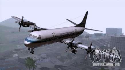 L-188 Electra KLM v2 para GTA San Andreas
