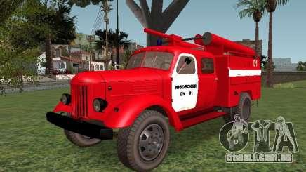 ZIL 164 Fogo para GTA San Andreas