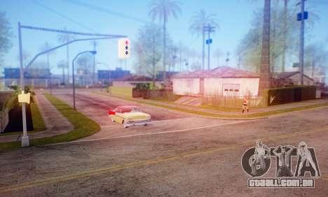 DirectX Test 2 - ReMastered para GTA San Andreas