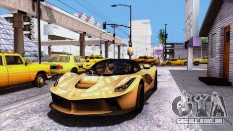 Legit ENB para GTA San Andreas segunda tela