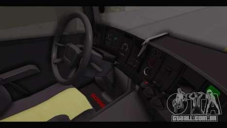 Scania 164L 580 V8 para GTA San Andreas vista direita