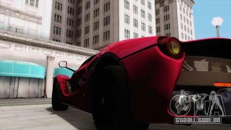 Legit ENB para GTA San Andreas por diante tela